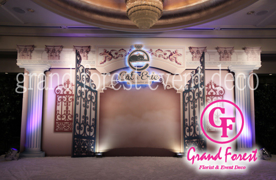 Grand forest contemporary and diversified wedding decor our marvelous decoration designs will bring perfection to your wedding junglespirit Images